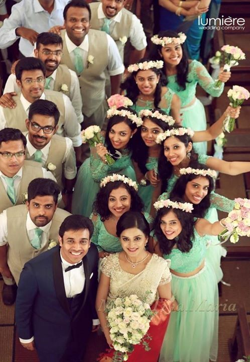Christian Wedding Kerala Bridal Saree Mallus Christian Weddings