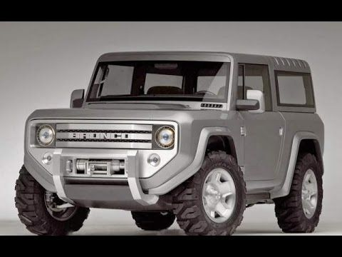 2017 Ford Bronco Engine And Fuel Economy The New Ford Bronco