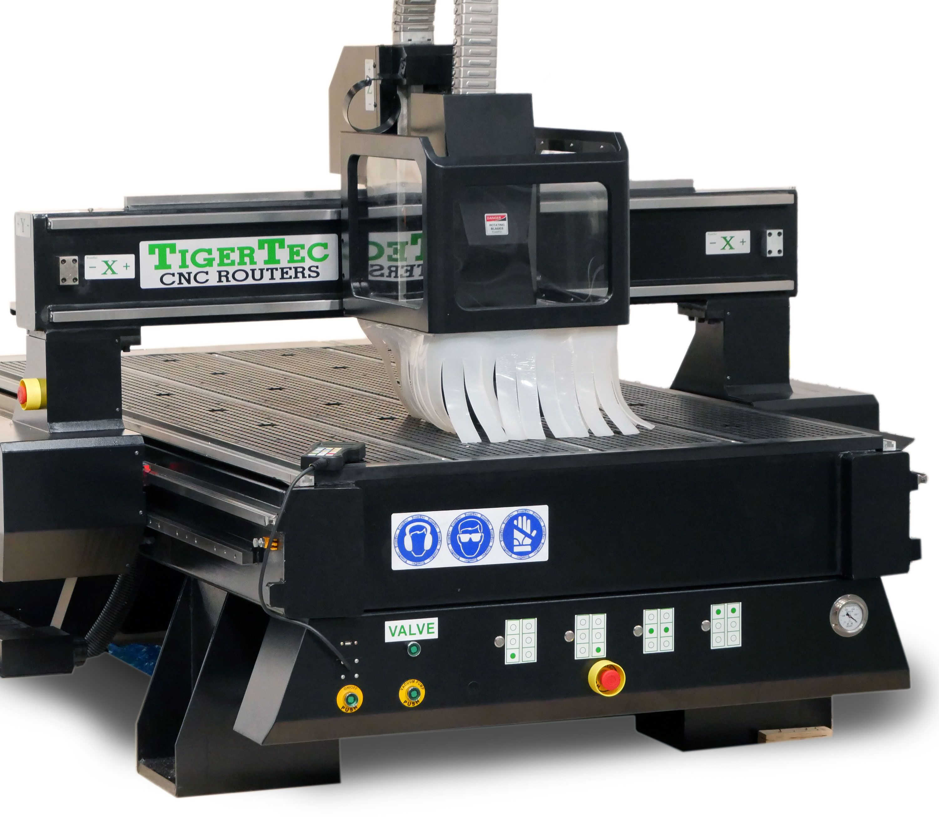 Tigertec TR404 4x4 CNC Router with HSD Spindle Cnc router