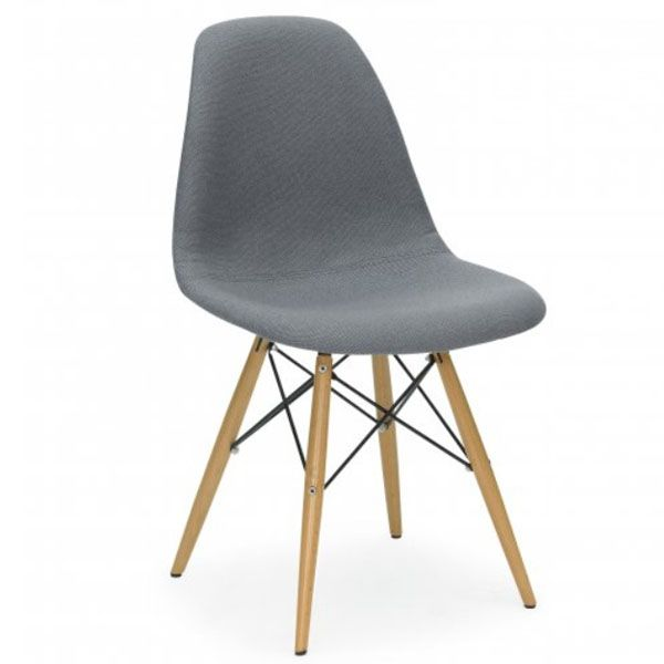 Our Charles Eames DSW Style Chair Is A High Quality Reproduction Made From  Polypropylene With Wooden Base Legs, This Contemporary Version Of The  Legendary ...