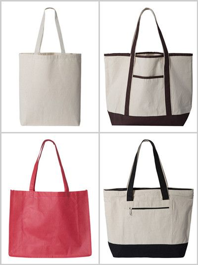 New Promotional Totes for Trade Show Events from NYFifth