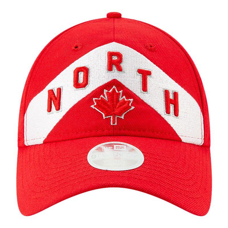 big sale 967ef 94714 Toronto Raptors Women's New Era NBA Earned Edition 9TWENTY ...