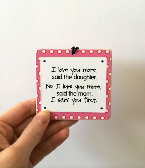 Love Quotes About Life: Someone (hubby-hint Hint) Make This For Me For Mother's