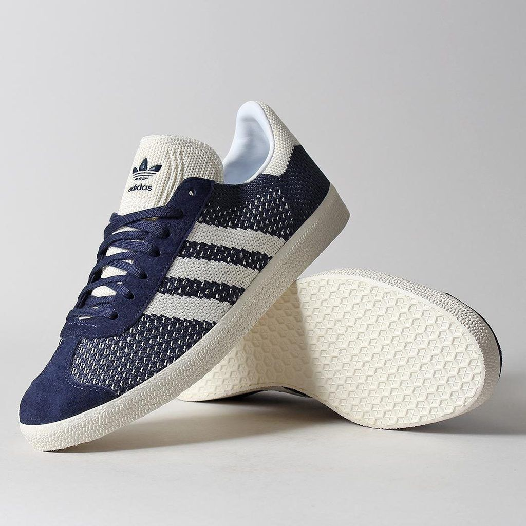 outlet store bfc54 8581a Adidas Originals Gazelle Primeknit Shoes