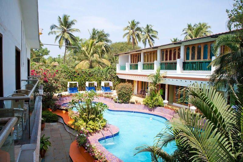 Beach Resort Goa India Travel