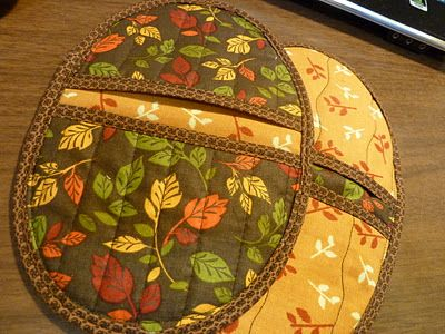Oven Mitts Tutorial - easy to follow
