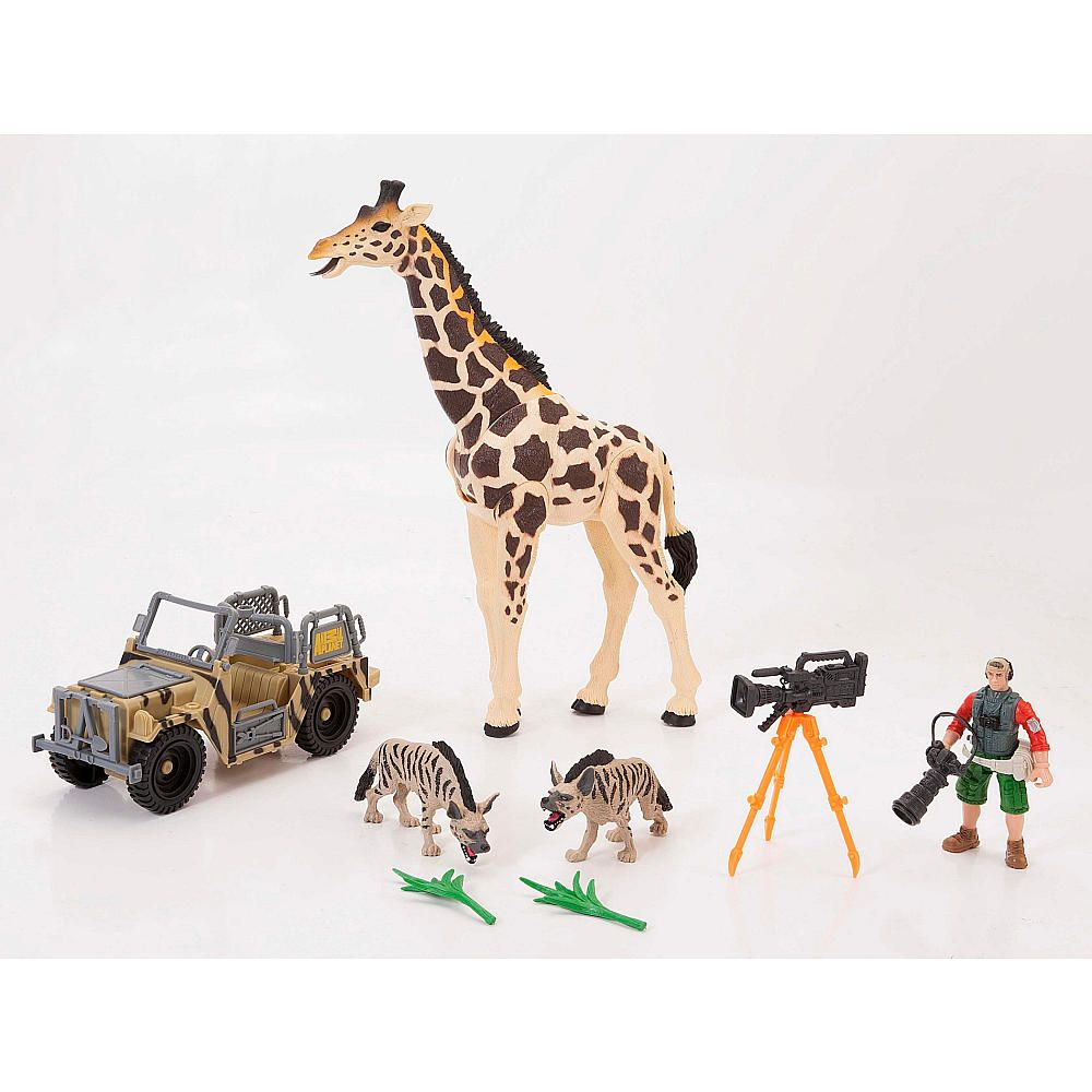 Toys Are Us Search : Animal planet giraffe playset toys quot r