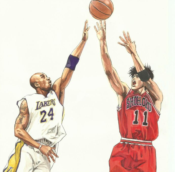 20+ New For Drawing Kobe Bryant Anime