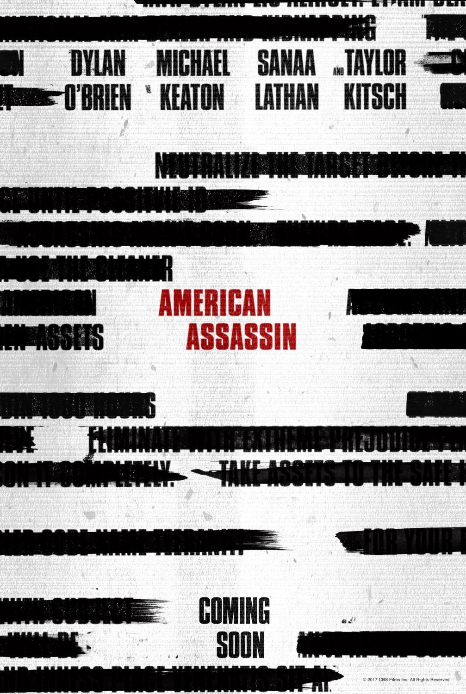 Vean El Trailer De American Assasin Dylan O Brien
