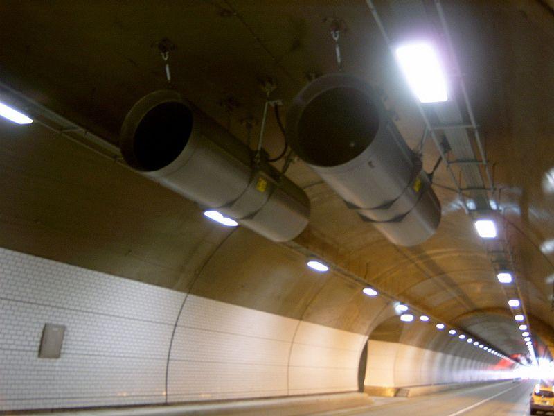 Misiryeong Tunnel, Korea | 미시령 터널