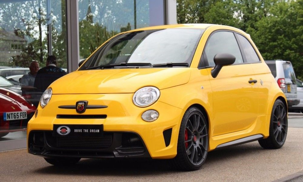 2015 Abarth 500 695 Biposto Record For Sale by GC Motors for £31,990
