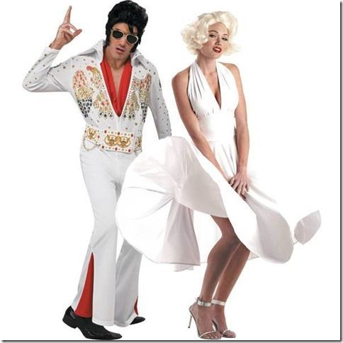 Costumes for couples | Best craftworks  sc 1 st  Pinterest : elvis couple costumes  - Germanpascual.Com
