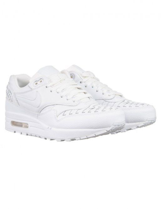 641927a633a7 Buy Nike by Air Max 1 Woven Shoes - White from our Footwear range - Whites  -   fatbuddhastore