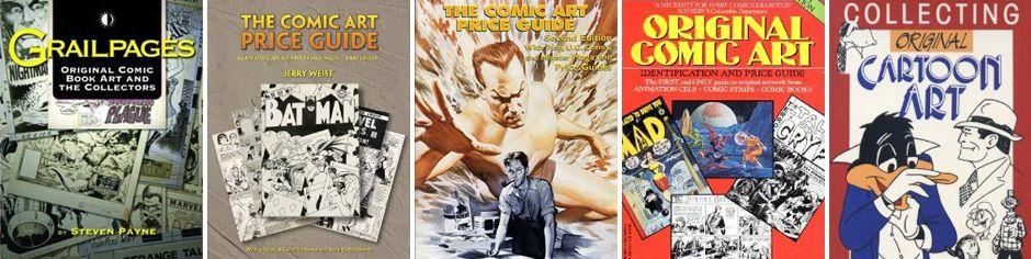 Comic Art Books.
