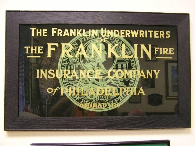The Franklin Fire Insurance Company Of Philadelphia Insurance