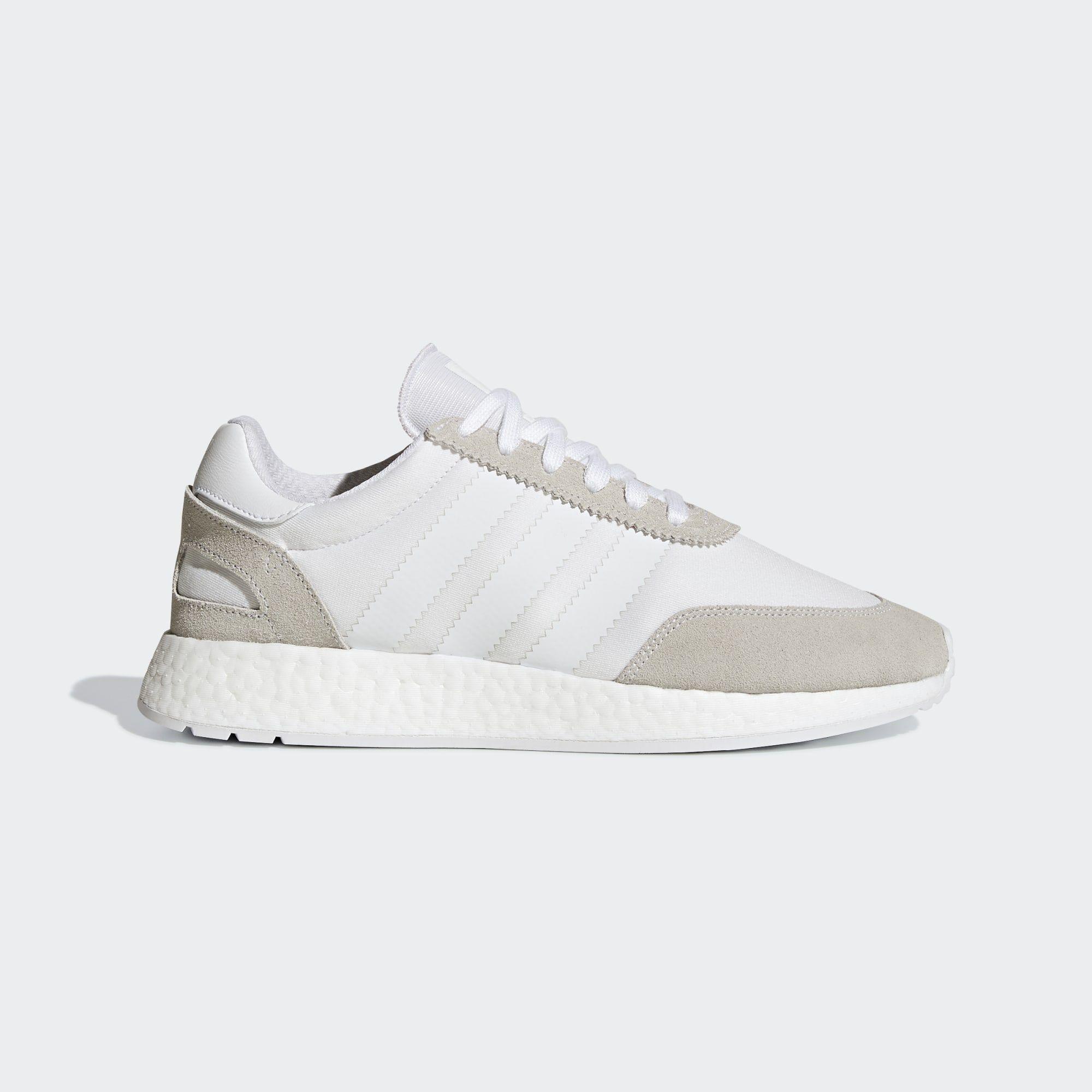 Adidas I-5923 Shoes - Ftwr White / Ftwr White / Ftwr White ...