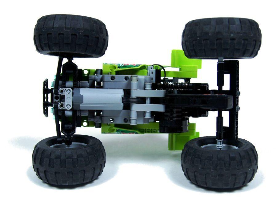 Lego Mini Monster Truck Sariel4 Lego In My Mind Pinterest