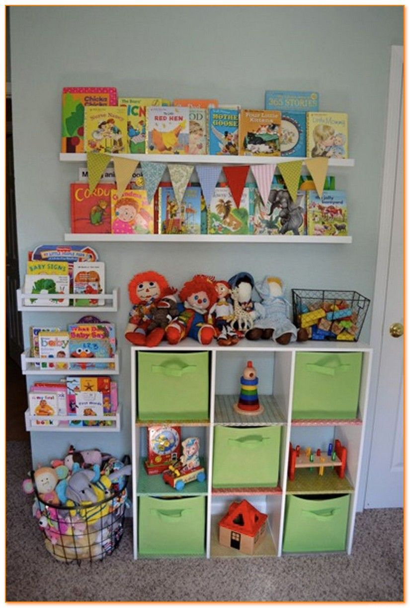 95 Creative Toy Storage Ideas For Small Spaces Page 2 Of 97