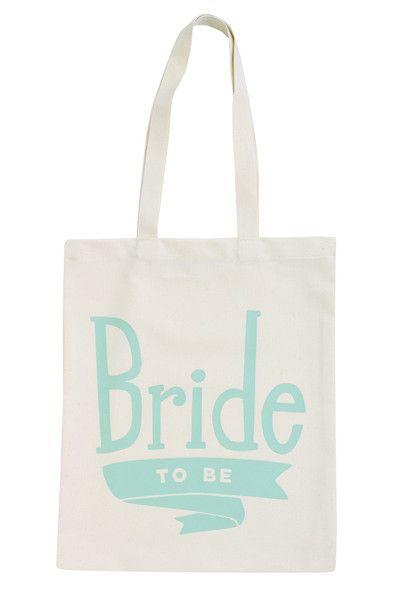 Bride Mint Bag