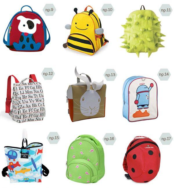 Best toddler backpacks part 2 | Hellobee Guides | Pinterest ...