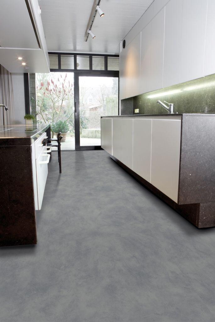 Vinyl betonlook prijs