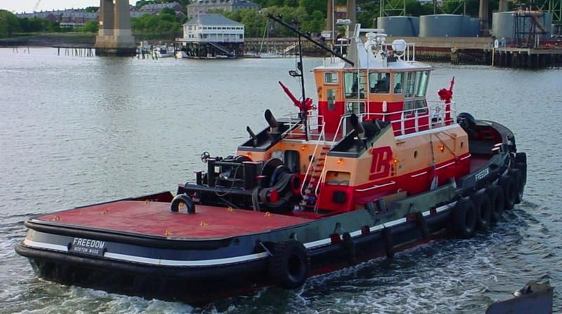modern tugboats united states - Google Search | Maritime
