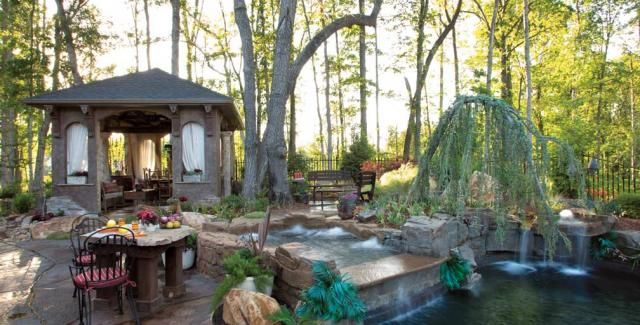 Image result for Own Backyard Oasis