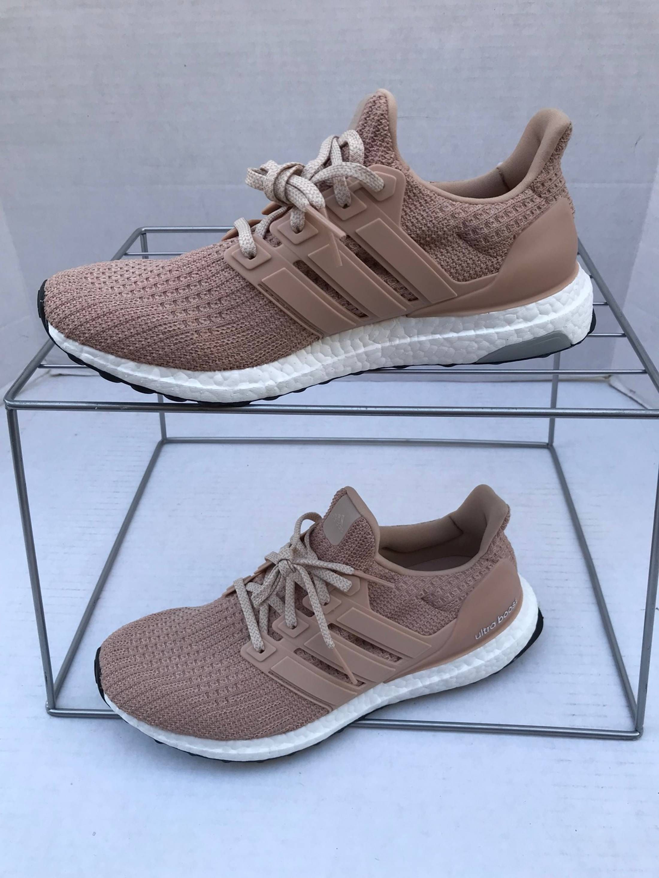 ab84bf10c Ultra Boost 4.0 Ash Pearl   Pink   Peach in 2019