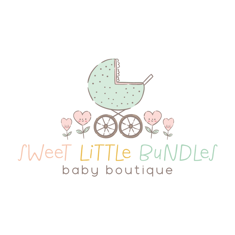 Baby Carriage Premade Logo Design Customized With Your Business Name Baby Logo Design Premade Logo Design Logos Design