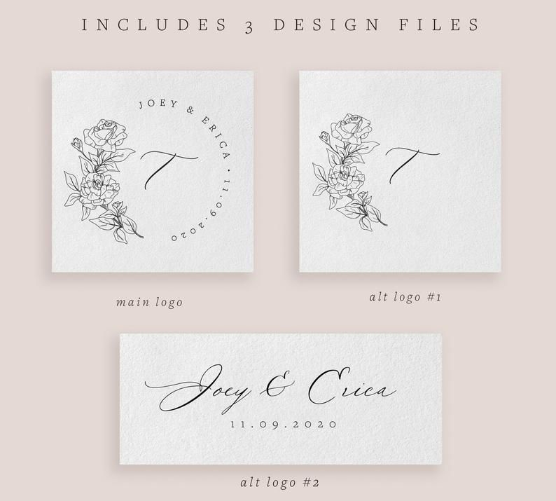 Photo of Wedding monogram | Custom monogram designs