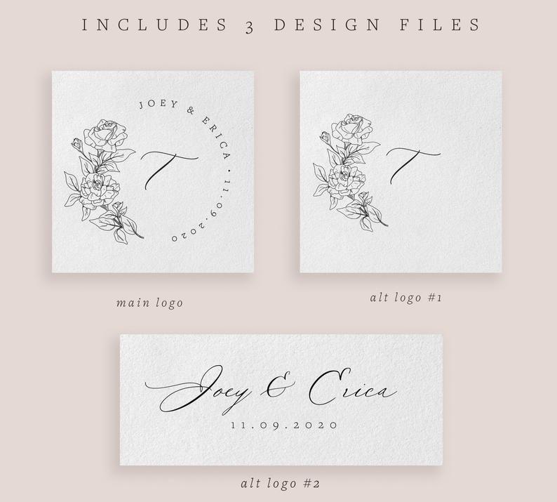 Photo of Wedding monogram | Custom monogram designs