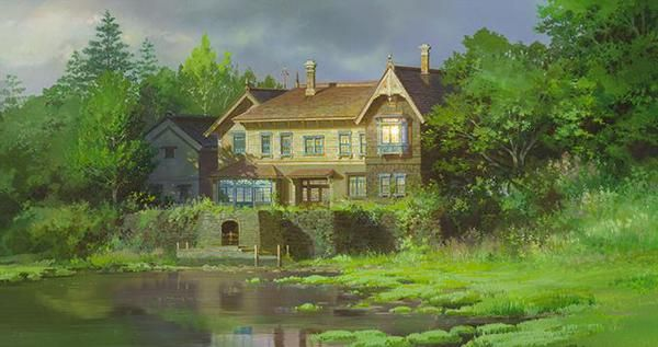 ジブリの大博覧会 Ghibli Expo さん Twitter ジブリ スタジオジブリ マーニー