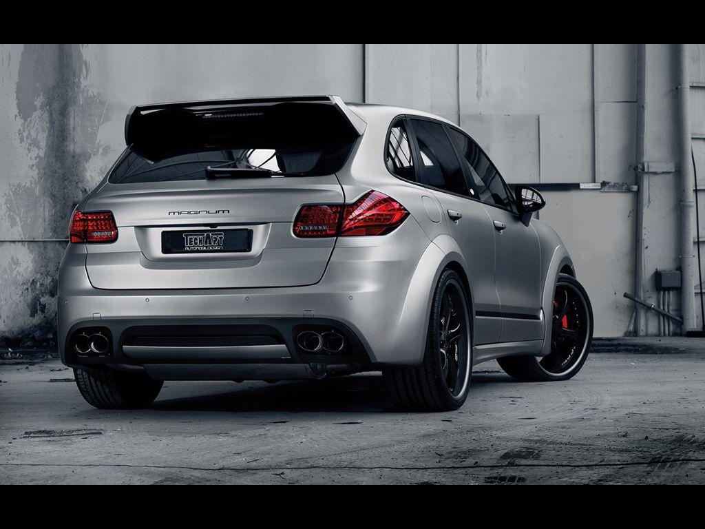 2013 Techart Porsche Cayenne Turbo Magnum Kool Rides Pinterest