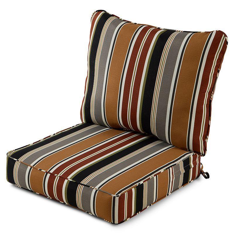 25x25 deep seat outdoor cushions
