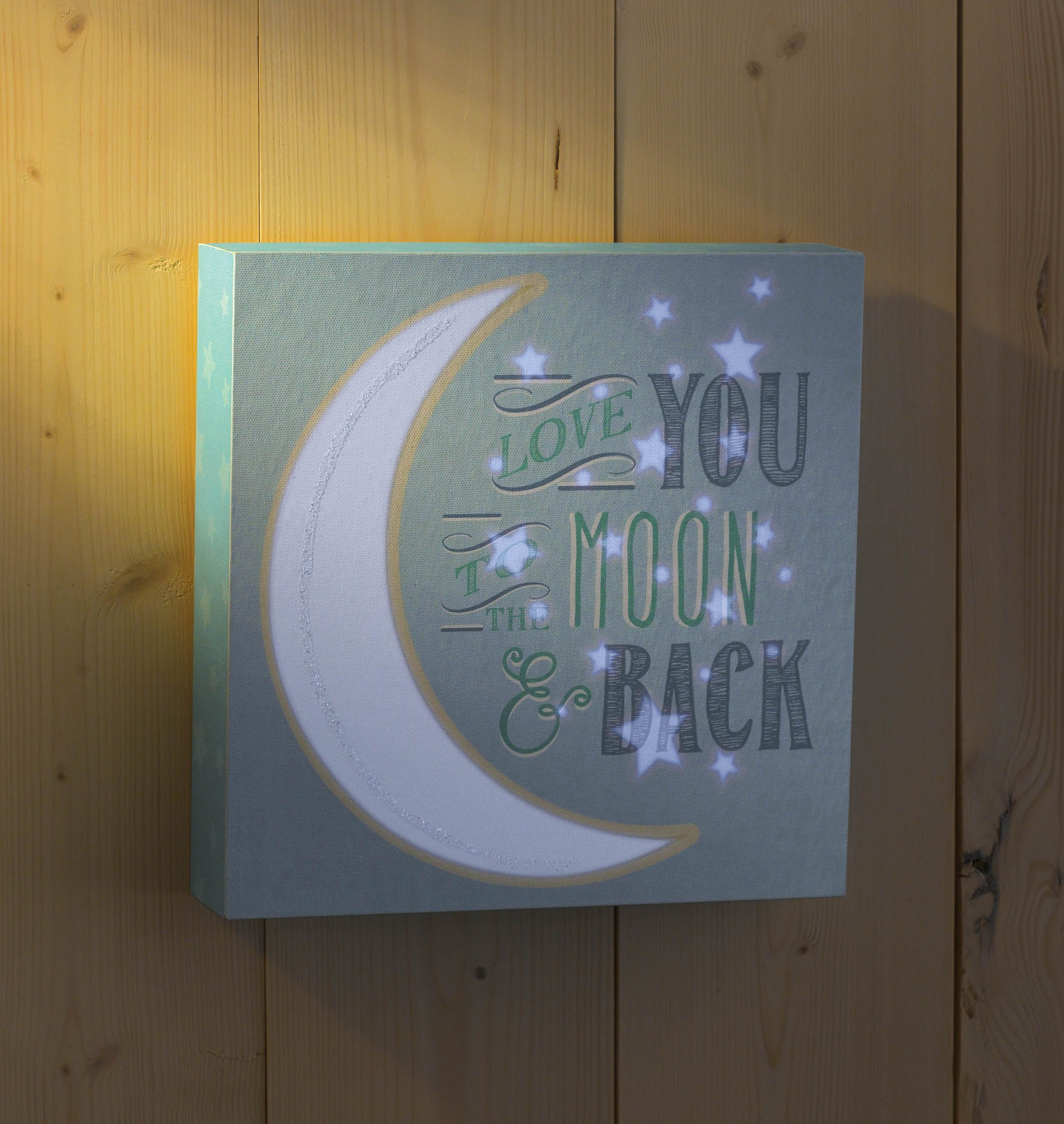 Must Have Nursery Decor Light Up Plaque From Grlands Road Baby
