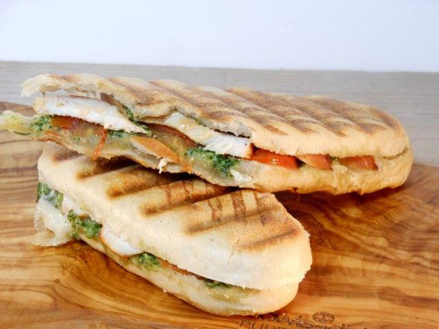 gerookte kipfilet zelf maken (+ recept panini | sandwiches wraps