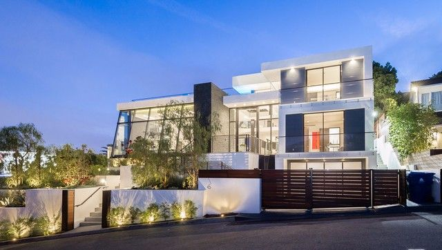 Pin By Stefen Lee Liberti West L A R On 1317 Londonderry Place West Hollywood Ca 90069 Contemporary House California Homes Cheapest Places To Live