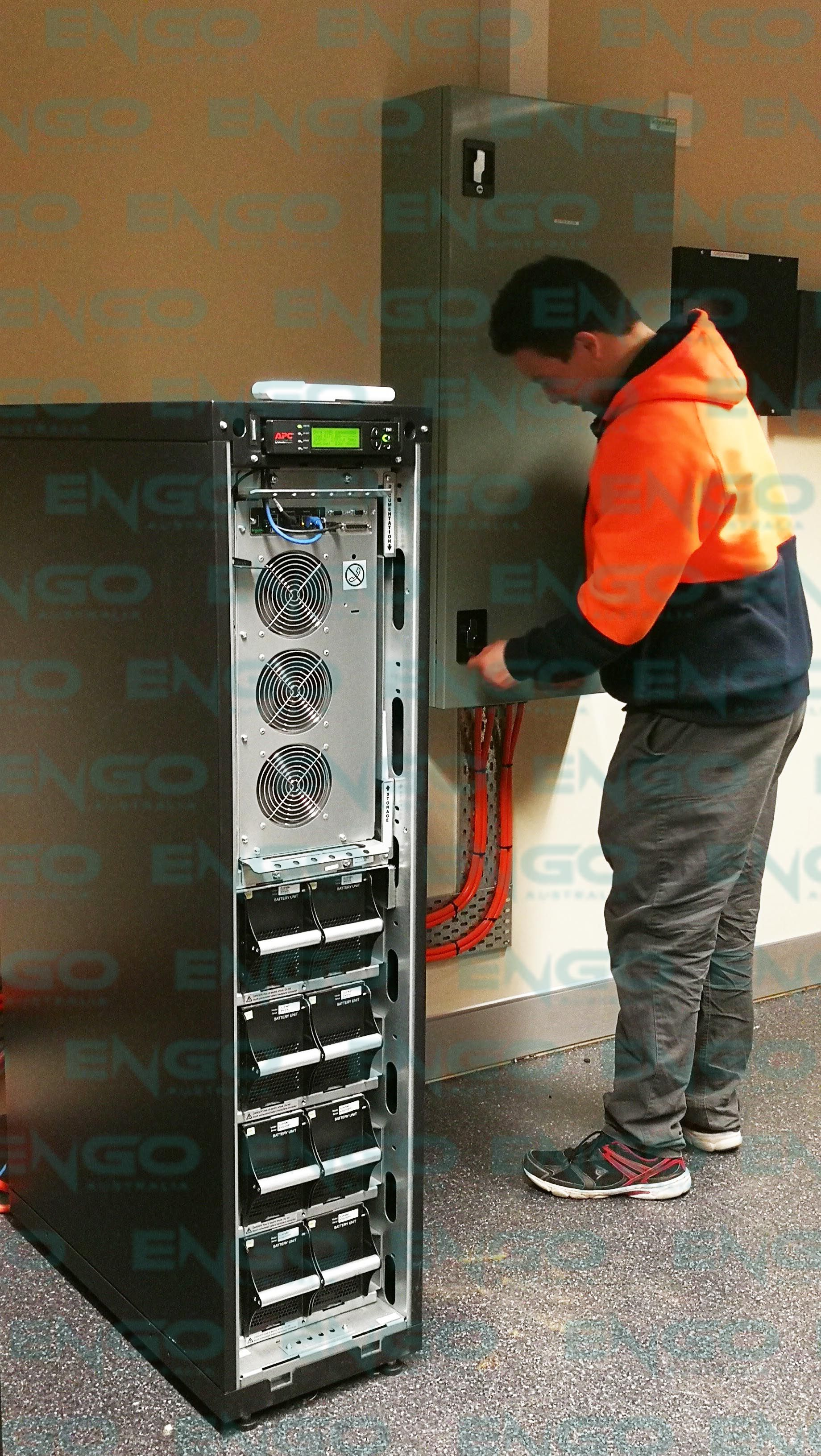Engo Australia Offer Ups Installation Maintenance And Servicing Ups Start Up Commissioning Services Ups Relocation Transport Services O Ups System