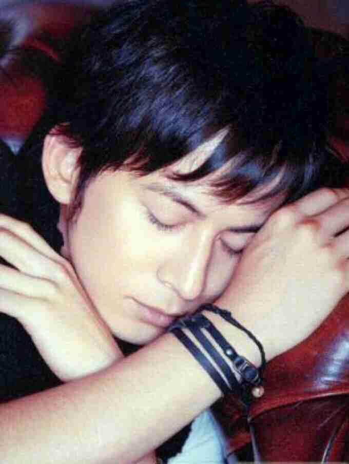 寝顔が綺麗な岡田准一