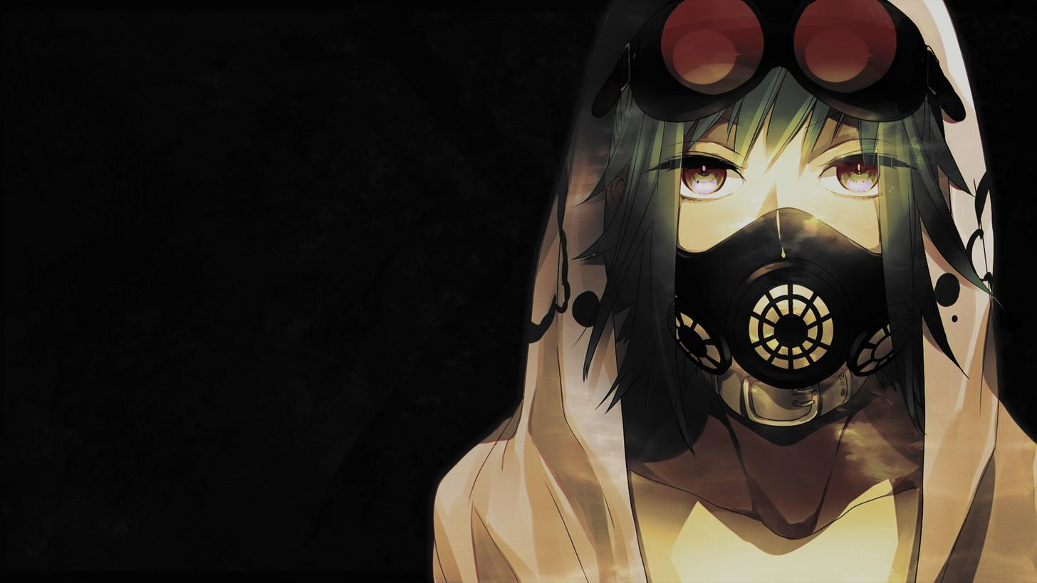 uploads in 2020 Anime, Vocaloid, Anime gas mask