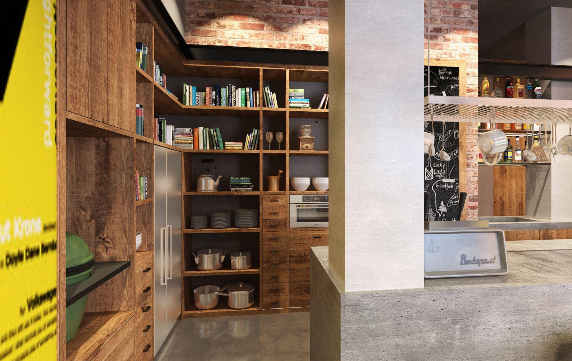 lakás 26 design tervezése | Singer Design StudioSinger Design Studio