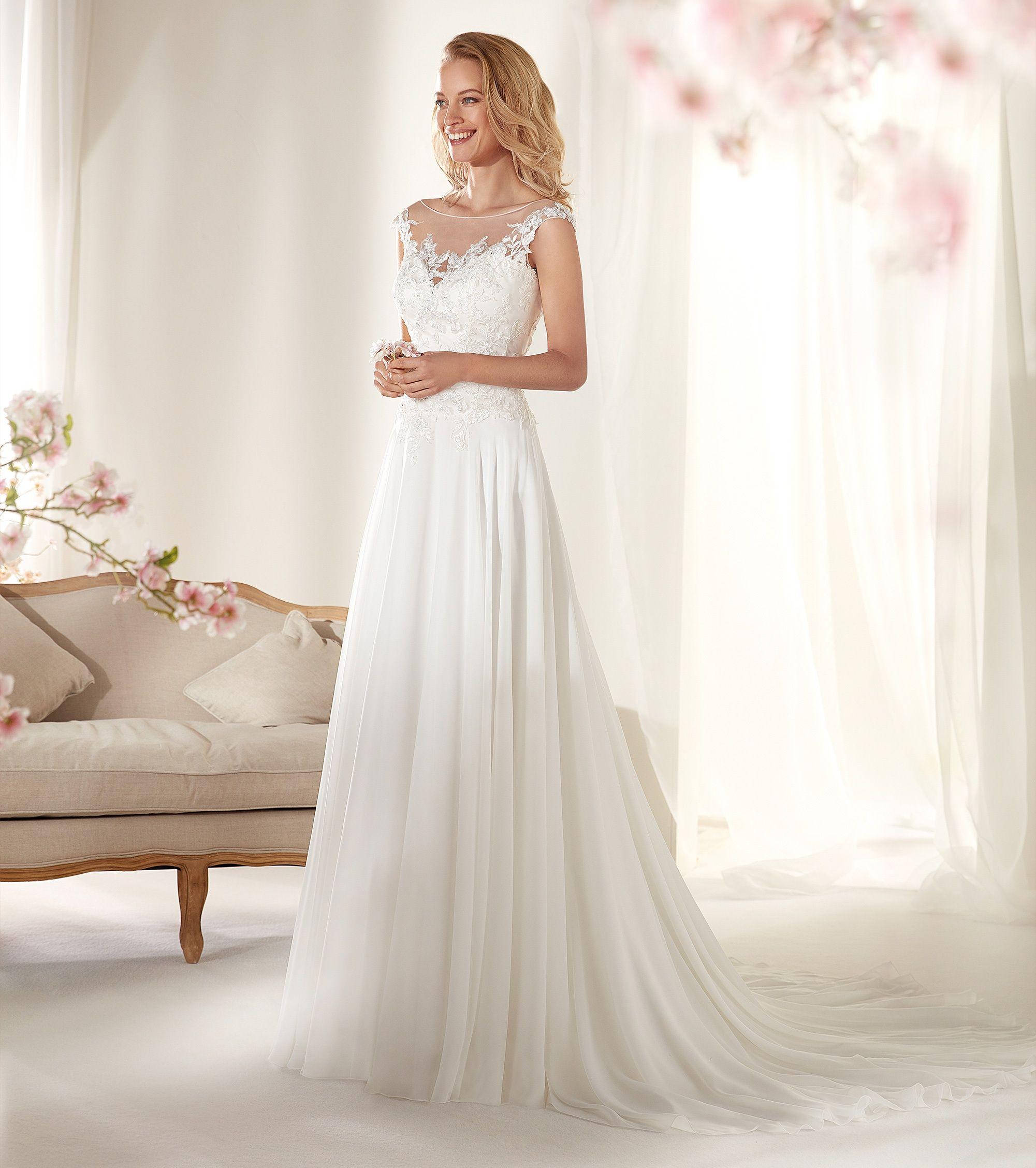 Moda Sposa 2019 Collezione Colet Coab19274 Abito Da Sposa Nicole Matrimonio Sulla Spiaggia Vestito Abiti Da Sposa Abiti Da Sposa Semplici