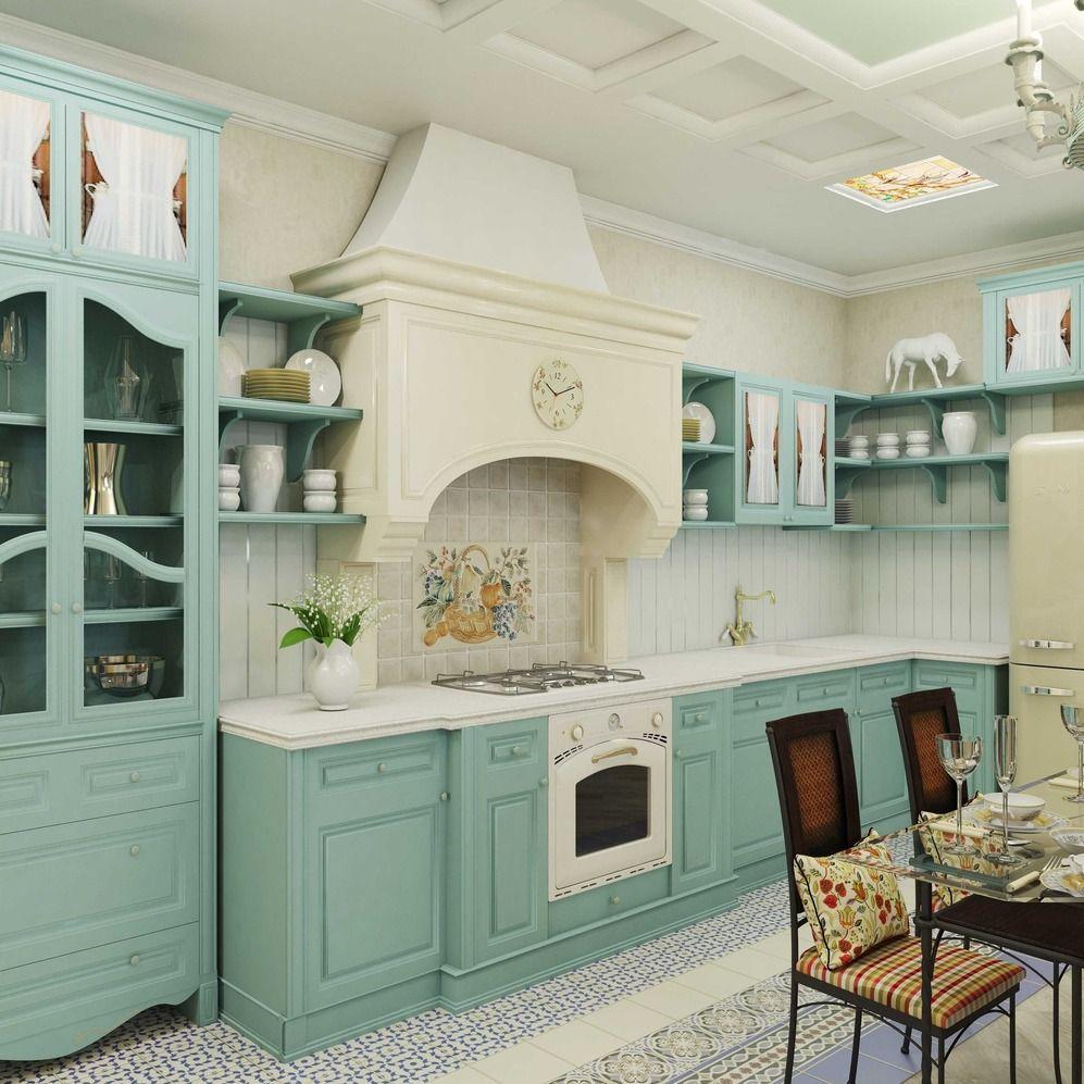 Как объединить кухню с гостиной: проект в ...