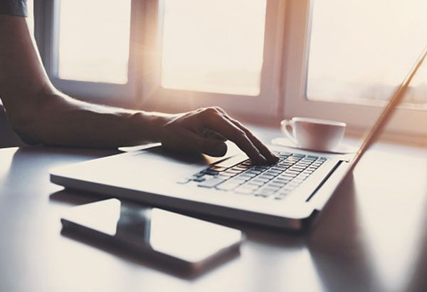 It's easy to fall into the traps of overworking or getting distracted when working from home. Here are helpful tips to keep the momentum moving.