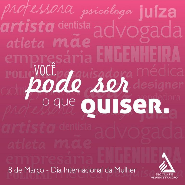 Frases Para O Dia Da Mulher 2017 Mensagens E Frases Curtas Grandes