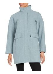 80fcebdfbf5 Vince Camuto Wool Blend Stand Collar Coat found on sale at LORD   TAYLOR 1  day