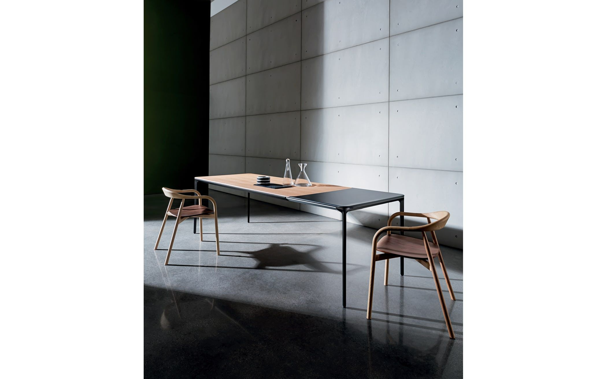 Slim Extensible Table By Sovet Now Available At Haute Living A