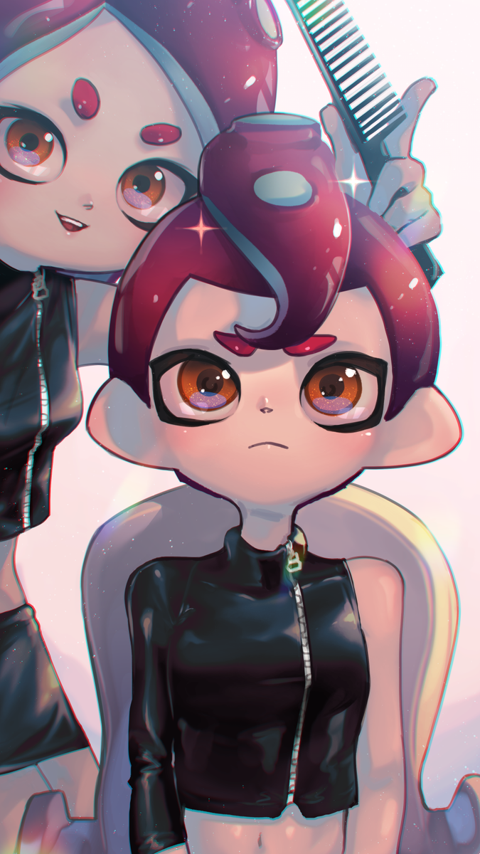 Splatoon 2 boy hairstyles embedded  splatoon   pinterest  twitter nintendo and gaming