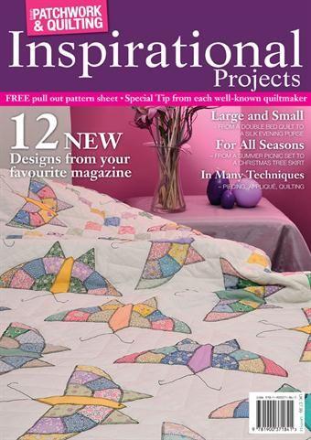 Traplet Publications Ltd | Online Shop | British Patchwork ... : quilting magazines online - Adamdwight.com