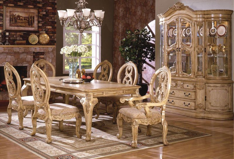 Best White Wash Dining Table Groups Formal Wood Dining Room 400 x 300
